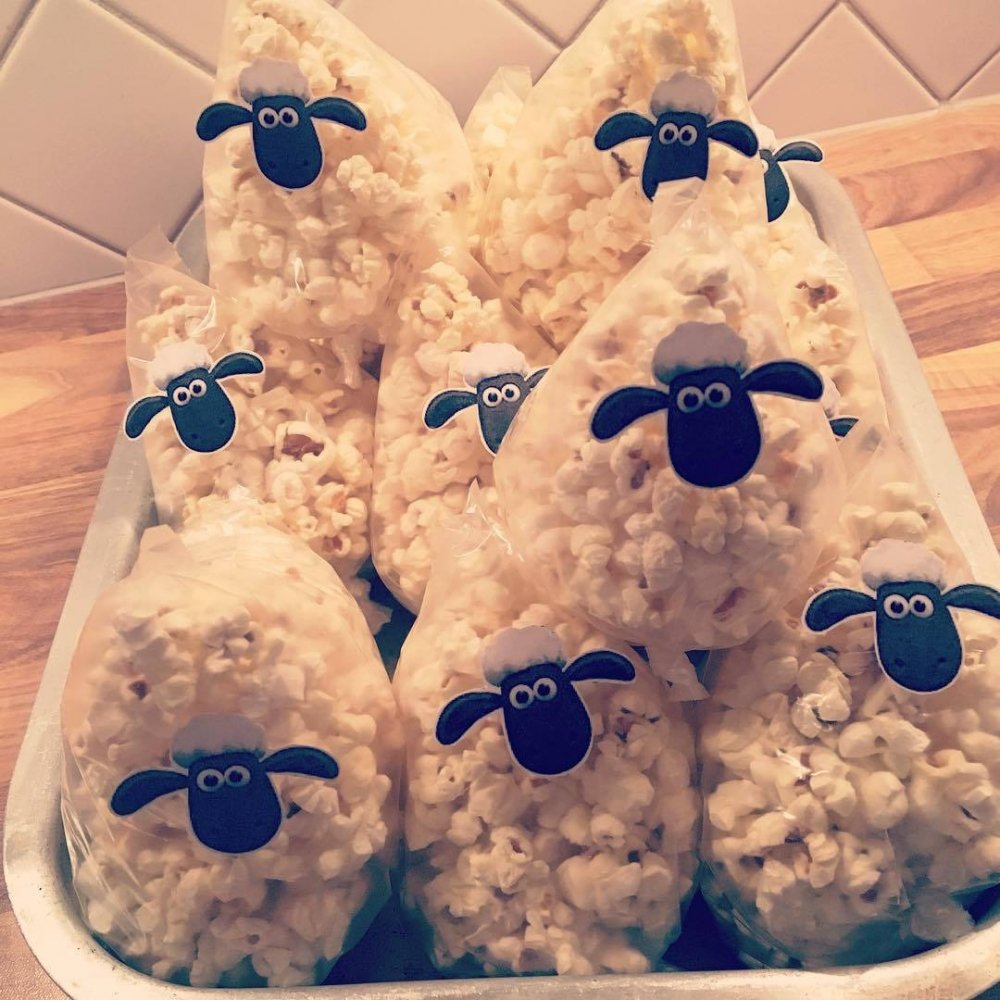 """Featured image for """"Shaun the Sheep-popkorn"""""""
