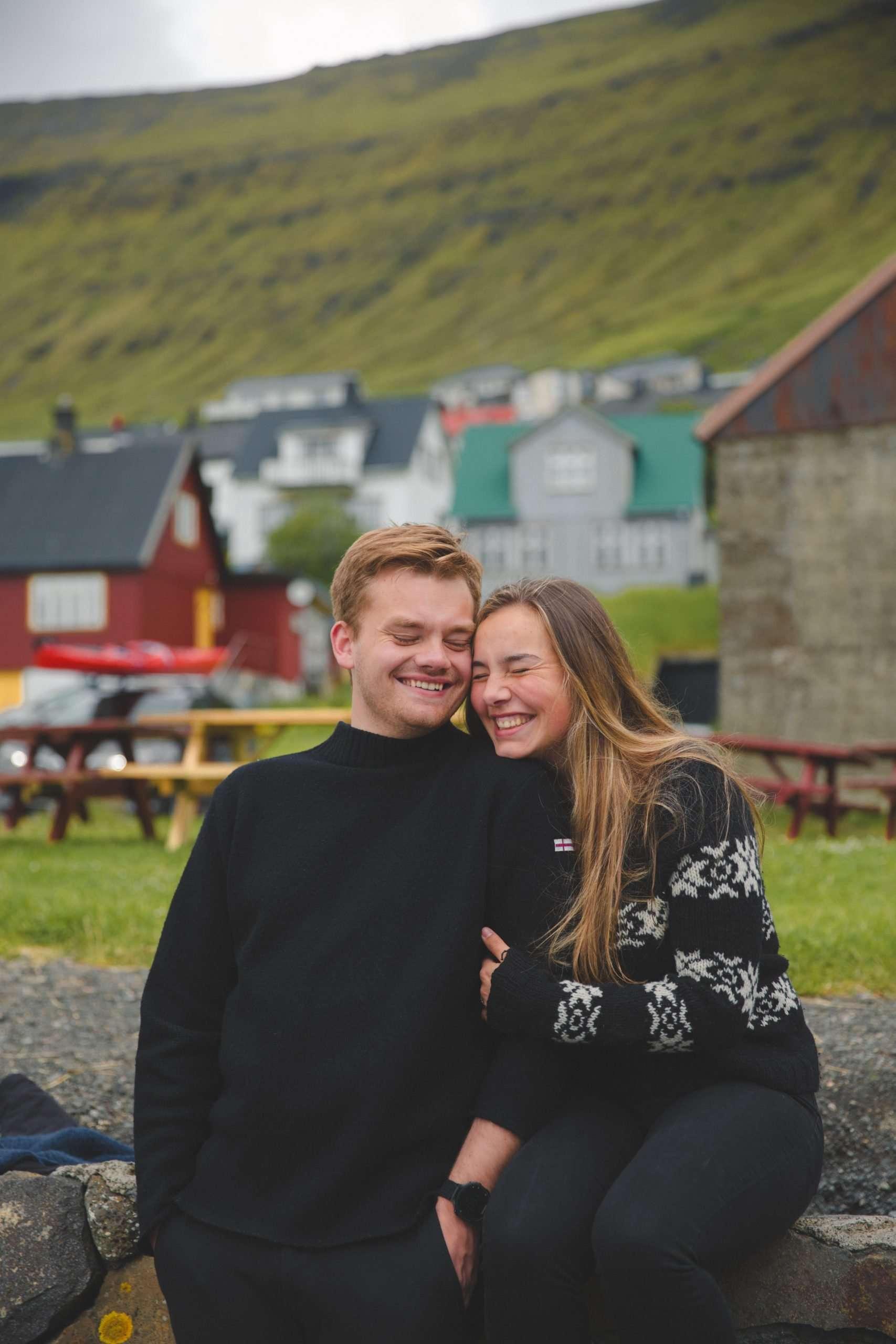 """Featured image for """"Rebekka & Gunnar"""""""